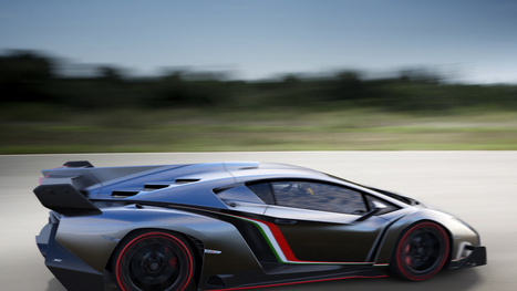 Lamborghini Veneno: All Of It | The DATZ Blast | Scoop.it