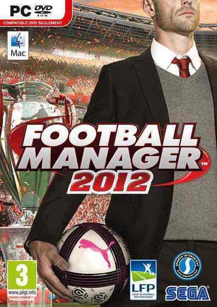 Football Manager 2012 (FM 12) Güncel 2013