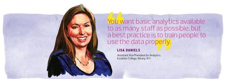 The New Frontier: Lisa Daniels on the Challenges — and Opportunities — of Building an Analytics Strategy | Enterprise Analytics | Scoop.it