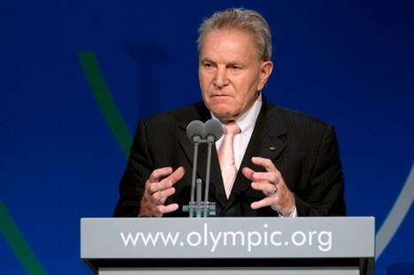 Bach unconcerned as Oswald told off by IOC Ethics Commission on eve of Presidential election | OlympicGames2020 | Scoop.it