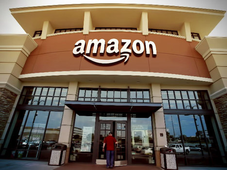 Amazon may be planning store in London | Inside Amazon | Scoop.it