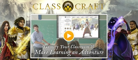 Classcraft - Make learning an adventure | Interesting thoughts | Scoop.it