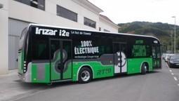 Transportdurable: Marseille lance la 1ère ligne de bus 100% électrique en France | Développement durable en ville - initiatives urbaines | Scoop.it