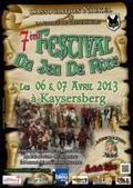 Festival du Jeu de Rôle de Kaysersberg 2013 - Manifestation - Info-Culture | Jeux de Rôle | Scoop.it
