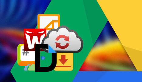 Make Google Drive Absolutely Awesome with These Tools | eLearning at eCampus ULg | Scoop.it
