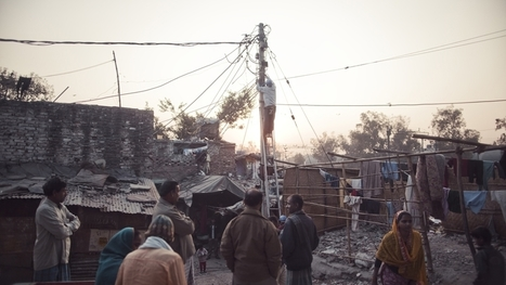 Tomorrow We Disappear: New Delhi's Kathputli Slum | IB GEOGRAPHY URBAN ENVIRONMENTS LANCASTER | Scoop.it