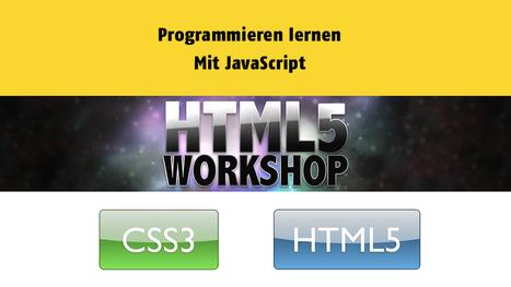Programmieren lernen mit JavaScript - Videoserie / Tutorialreihe | JavaScript in Unternehmensanwendungen | Scoop.it