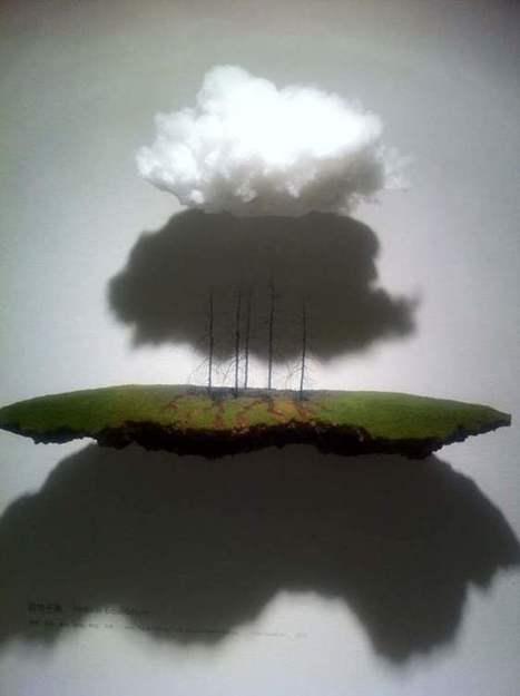 Jorge-Mayet- #sculptures. #art #landscape #weather #light #clouds | Luby Art | Scoop.it