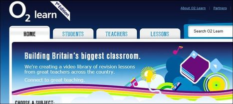 O2 learn - Home | Video sites for School | Scoop.it
