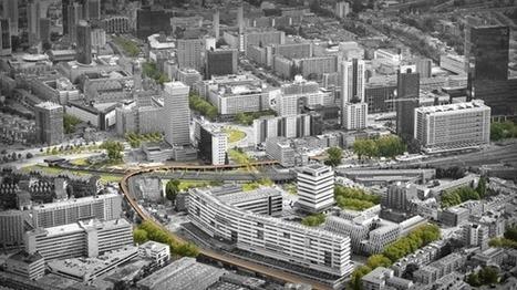 Un pont piéton enjambe Rotterdam grâce au crowdfunding | ECONOMIES LOCALES VIVANTES | Scoop.it