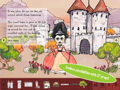 StorySmith Fantasy Story Maker ^ iPad Apps   21st Century Homeschooling Apps   Scoop.it