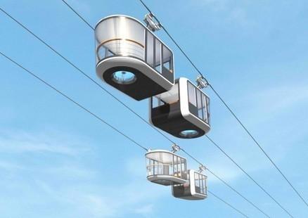 Le téléphérique urbain veut s'imposer en France | Le flux d'Infogreen.lu | Scoop.it
