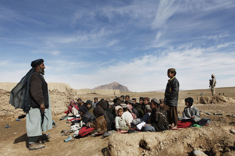 Remembering a Silent Success in Afghanistan | U.S. - Afghanistan Partnership | Scoop.it