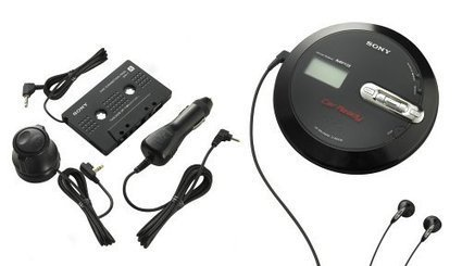 Philips EXP2546//12 Personal MP3-CD Player