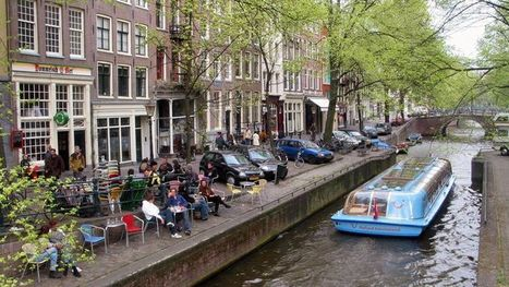 Amsterdam limite à 60 jours par an les locations sur Airbnb | D'Dline 2020, vecteur du bâtiment durable | Scoop.it