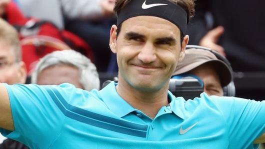 Mercedes Cup   Roger Federer beats  Mischa Zve... 3740921ec