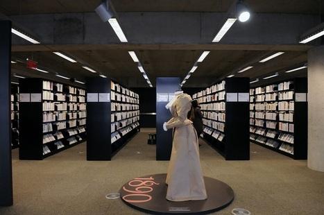 La bibliothèque moderne est-elle intemporelle ? | Monde des bibliothèques | Scoop.it
