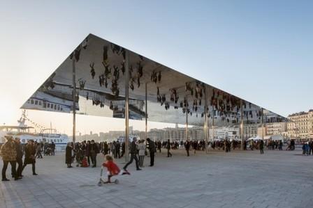 MARSEILLE : Vieux Port Pavilion / Foster + Partners   The Architecture of the City   Scoop.it