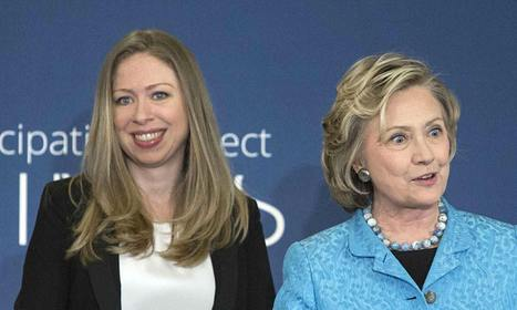 Chelsea Clinton's pregnancy gives birth to new conspiracies | Thinking out loud | Scoop.it