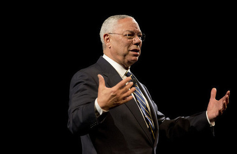 Colin Powell talks leadership to Weinberg crowd - Frederick News Post (subscription) | Education and Leadership | Scoop.it