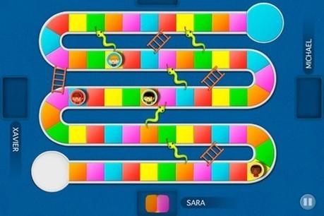 Lanzan juegos para ni os autistas siem for Escaleras y serpientes imprimir