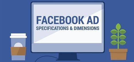 The Complete Visual Guide to Facebook Ad Sizes | #social_media y otras cosas de internet | Scoop.it