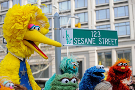 Sesame Workshop is looking for startups that help kids | Doc D's Instructional Design, Technology & Reform News | Scoop.it
