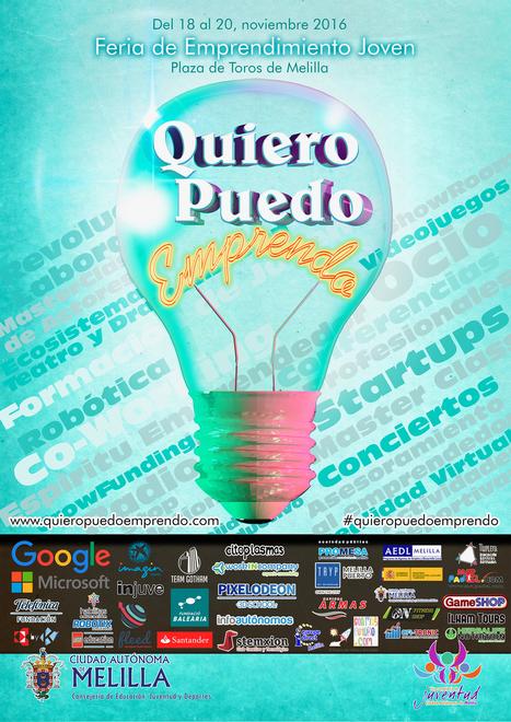 Feria de Emprendimiento Joven - Melilla 2016 | Emplé@te 2.0 | Scoop.it