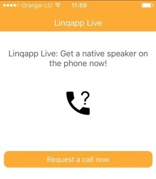Need a local interpreter? Try Linqapp live! | language technologies | Scoop.it