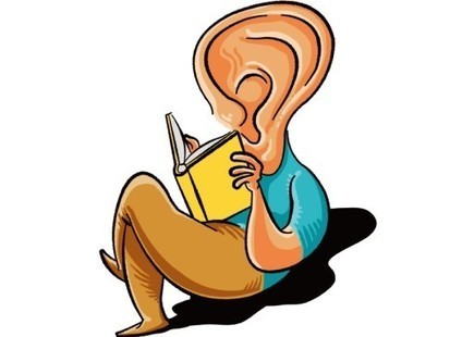 Los libros viajan en las ondas sonoras | Libro electrónico y edición digital | Scoop.it