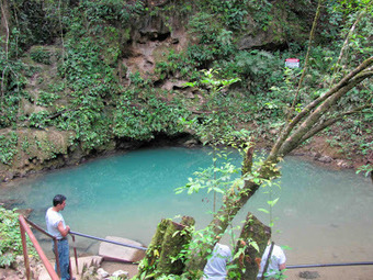 Blue Hole National Park   Discover Belize Travel Magazine   Belize Travel and Vacation   Scoop.it