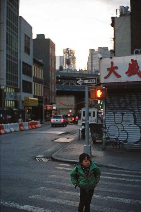 Manhattan: New York Street Photography by Anastasiia Chorna | PhotoHab | Scoop.it