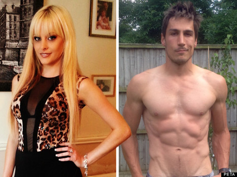 Peta UK Sexiest Vegans 2013: Laura Dalton And Toby Channon (PICTURES) - Sexy Balla | News Daily About Sexy Balla | Scoop.it