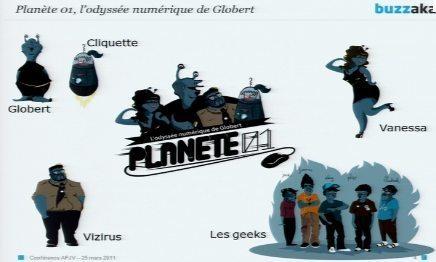 Planète01 le Serious game éducatif pour les nuls en informatique | Web et Social | Scoop.it