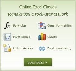 Free Excel Chart Templates - Make your Bar, Pie Charts Beautiful   Chandoo.org - Learn Microsoft Excel Online   The 21st Century   Scoop.it