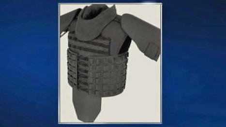 Bill Would Ban Civilians from Buying Body Armor | Criminal Justice in America | Scoop.it