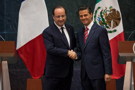 México y Francia acuerdan relanzar relaciones de cooperación y ... - ICN Diario | Cooperación Universitaria para el Desarrollo Sostenible. MODELO MOP-GECUDES | Scoop.it