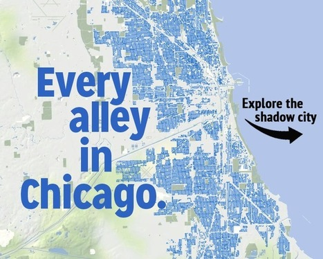 How Chicago became the country's alley capital   Geography Education   Scoop.it