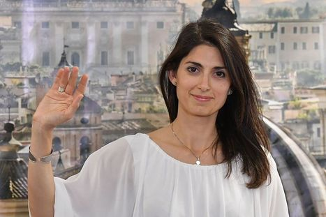 Rome elects first female mayor in 2800 years | The New Daily | Women of The Revolution | Scoop.it