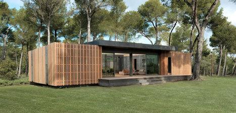 pop up house la maison passive et. Black Bedroom Furniture Sets. Home Design Ideas