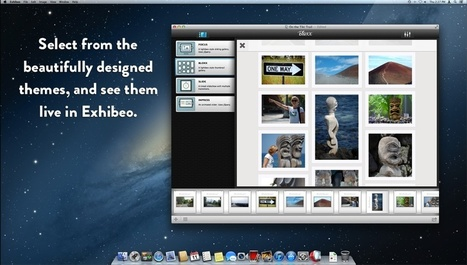 Exhibeo Create stunning, modern, and responsive HTML5 galleries and slideshows for the web.   Create, Innovate & Evaluate in Higher Education   Scoop.it