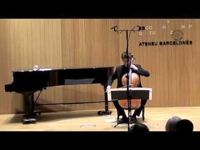 "Antonio Ballestín - ""Doktor Faustus"" - oficial premiere by Pau Codina, 11/12/2011 | De músiques... | Scoop.it"