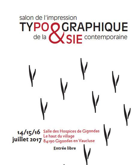 14 15 16 Juillet 2017 Salon De Limpression