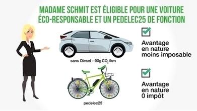 Luxembourg : une réforme fiscale qui favorise aussi le vélo | Revue de web de Mon Cher Vélo | Scoop.it