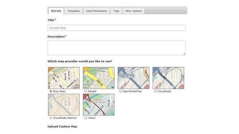 Tools for Teachers to Create and Manage Interactive Maps - EdTechReview™ (ETR) | Web 2.0 Tools & Resources | Scoop.it