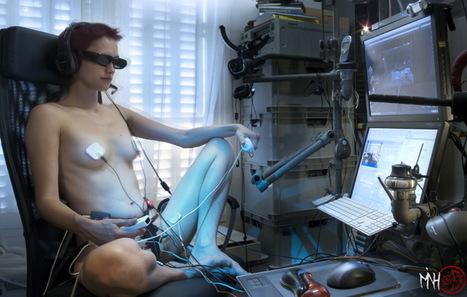 Cybersexe: peut-on faire l'amour sans se toucher?   Futurs possibles   Scoop.it