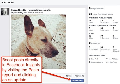 18 Ways to Improve Your Facebook News Feed Performance | | ePhilanthropy | Scoop.it
