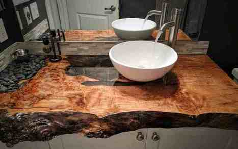 Lovely Guide To Choose Right Bathroom Countertops | Mont Granite Engineered Quartz  Countertop | Scoop.it