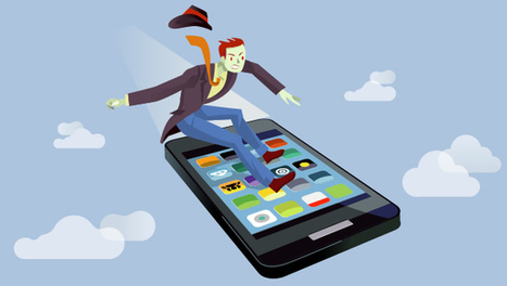 Mobile Magic – Making Mobile Work At The Workplace | The Upside Learning Blog | Formación para el trabajo | Scoop.it