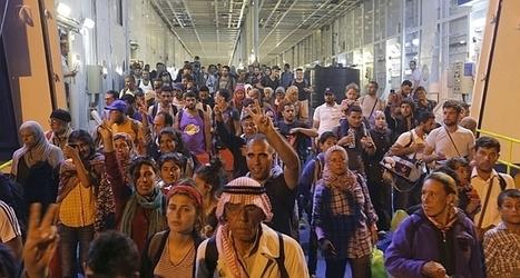 «L'afflux massif» de réfugiés est un mythe aux effets pervers   sensibilisation aux médias   Scoop.it